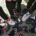 Soccer Feet by Kelley King