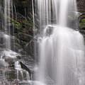Soco Falls North Carolina by Steve Gadomski