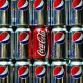 Soda - Coke Vs. Pepsi by Paul Ward