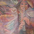 Song Of Our Sacred Dreaming by Pamela Mccabe