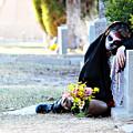 Sorrow - Dia De Los Muertos by Val Armstrong