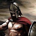 Spartan by James Shepherd
