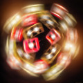 Sphere Of Light by Wim Lanclus