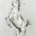 Spirit Horse by Robert Martinez