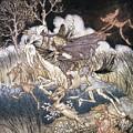 Spirits In Sleepy Hollow by Granger