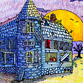 Spooky House by Jame Hayes