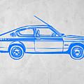 Sports Car by Naxart Studio