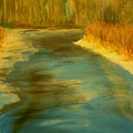Spring Thaw by Julie Lueders