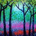Spring Woodland by John  Nolan