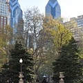 Sprintime At Rittenhouse Square by Bill Cannon