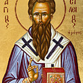 St Basil The Great by Julia Bridget Hayes