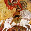 St George I by Tanya Ilyakhova