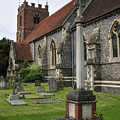 St James The Less Church by Andy Smy