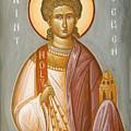 St Stephen II by Julia Bridget Hayes