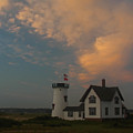 Stage Harbor Lighthouse by Juergen Roth