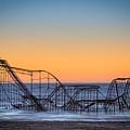 Star Jet Roller Coaster Ride  by Michael Ver Sprill