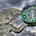 Starbucks Coffee by Spencer McDonald