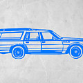 Station Wagon by Naxart Studio