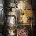 Steampunk - Silent Into The Night by Mike Savad