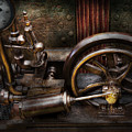 Steampunk - The Contraption by Mike Savad