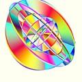 Steampunk Gyroscopic Rainbow by Michael Skinner