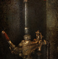 Steampunk - Plumbing - Number 4 - Universal  by Mike Savad
