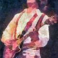 Steve Miller 1978 by Russ Harris
