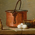 Still Life by Jean-Baptiste Simeon Chardin