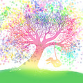 Still More Rainbow Tree Dreams 2 by Nick Gustafson