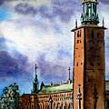 Stockholm Sweden by Irina Sztukowski