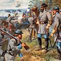 Stonewall Jackson, 1861 by Granger