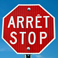 Stop Sign. by Fernando Barozza