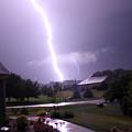 Stormin' July by David Bearden