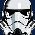 Stormtrooper by IKONOGRAPHI Art and Design