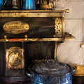 Stove - The Stove by Mike Savad