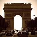 Streets Of Paris by Kamil Swiatek