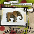 Strength by Linda Woods