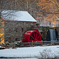 Sudbury Gristmill by Susan Cole Kelly