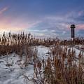 Sullivan's Island Landmark by Walt  Baker