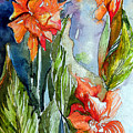 Summer Glads by Mindy Newman