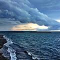 Summer Storm by Extrospection Art