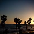 Sun Going Down In California by Ralf Kaiser