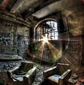 Sunburst Sofas by Nathan Wright