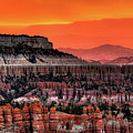 Sunrise At Bryce Canyon by Photography Aubrey Stoll