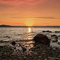 Sunset Glow by Alexander Mendoza