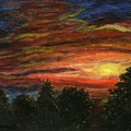 Sunset in Washington State