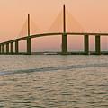 Sunshine Skyway Bridge by Ixefra