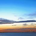 Sunshine Skyway Bridge by Skip Nall