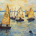 Sunwashed Sailors by Marguerite Chadwick-Juner