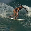 Surfer Girl by Brad Scott